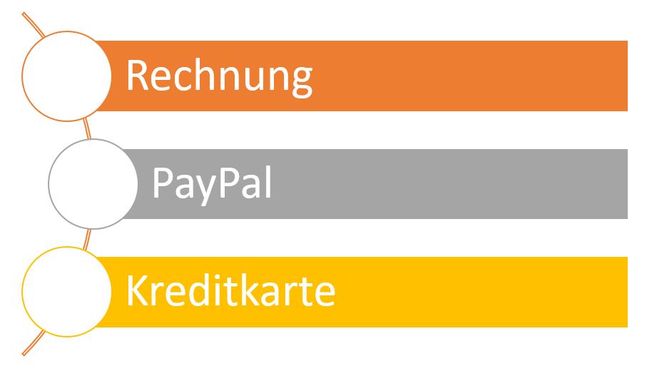 Beliebte Zahlungsmittel Internet Deutschland