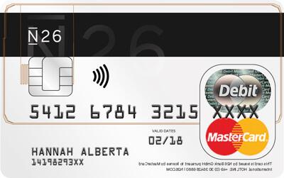 n26-kreditkarte