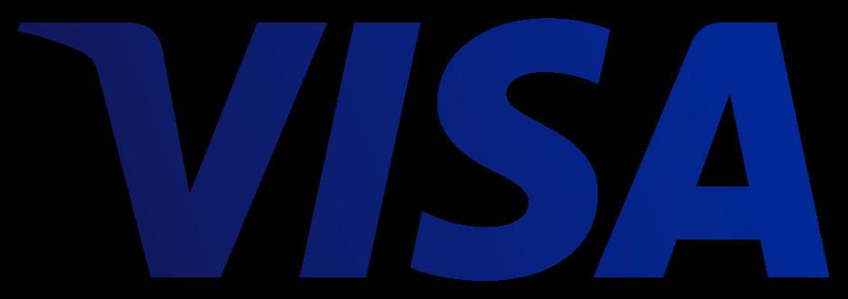 VISA Logo - Kreditkartengesellschaft