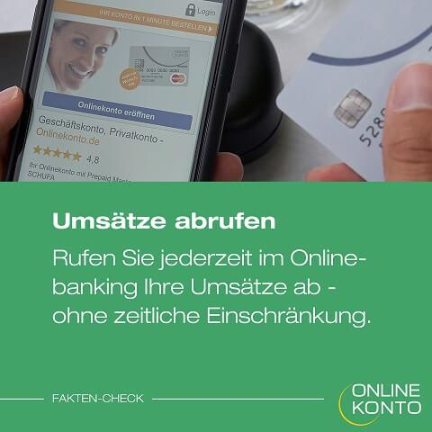 Online-Banking-Onlinekonto