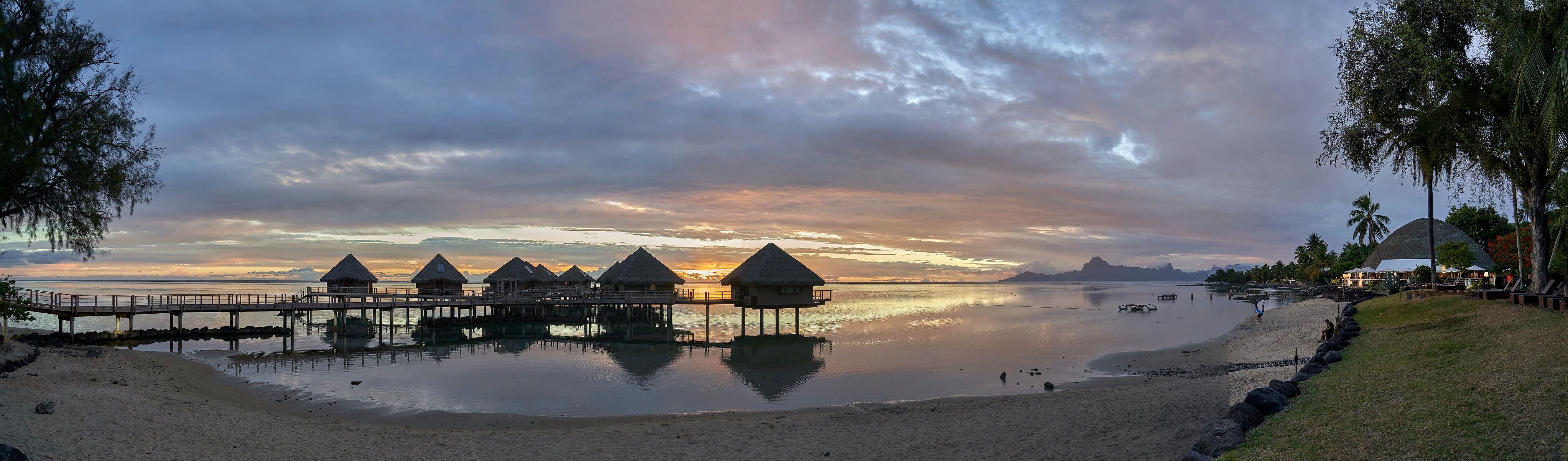Tahiti Strand