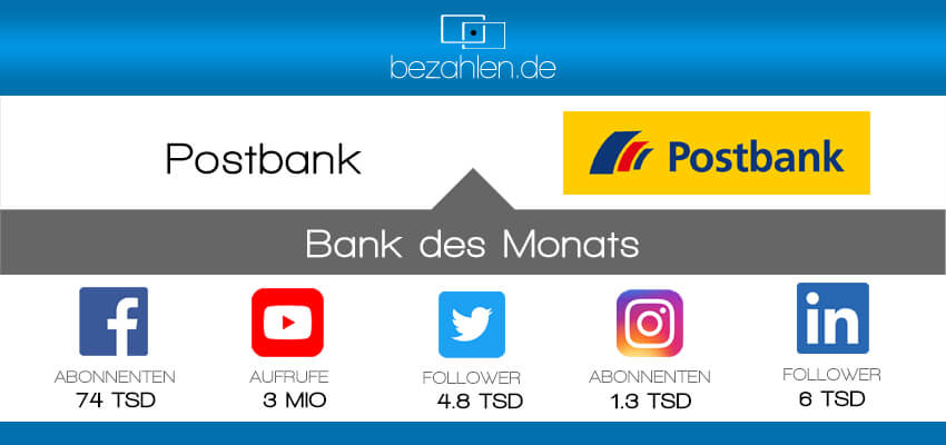 bankdesmonatsjuli-postbank-socialmedia