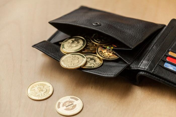 bitcoin-wallet-klein