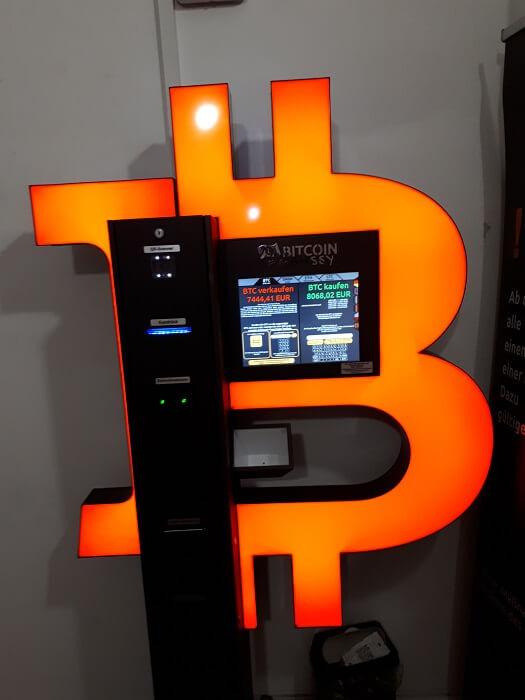 Bitcoin Automat Hannover