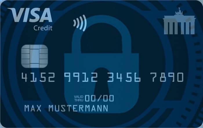 Welche Sicherheitsmechanismen bietet eine Kreditkarte?