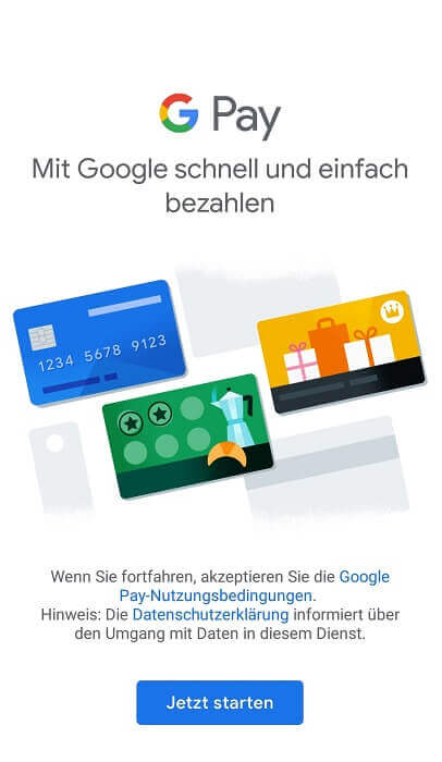 google-pay-app-klein