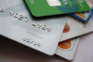 kreditkarten-sammlung