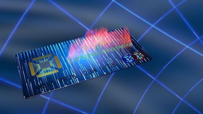 Kryptowährungen bei Visa, Mastercard & Amex