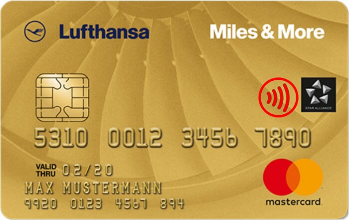 miles more gold credit card