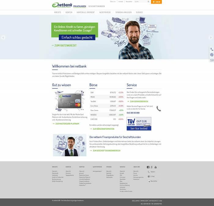 netbank-webseite-screenshot