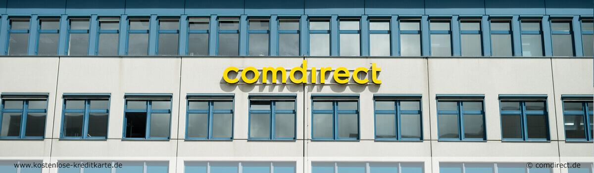 comdirect Gebäude