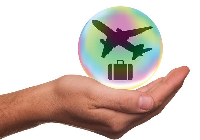 reiseversicherung-handblase