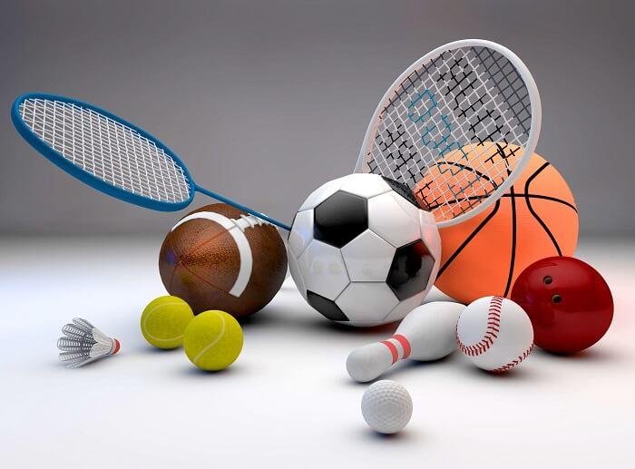 sport-gegenstaende
