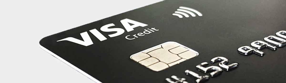 Visa Kreditkarten Chip
