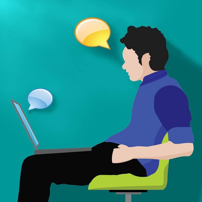 videochat-laptop-sprechblase