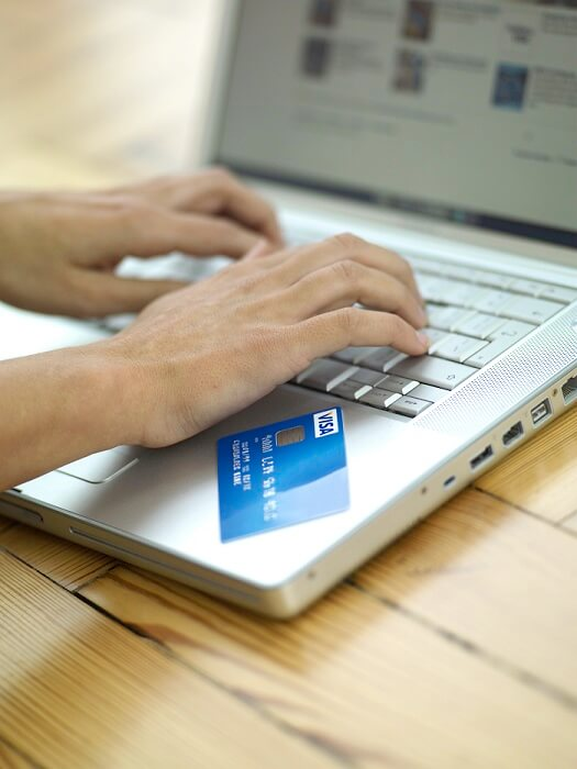 Ist eine Zahlung mit einer Visa-Kreditkarte sicher?